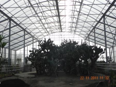 Университетска ботаническа градина гр. Балчик