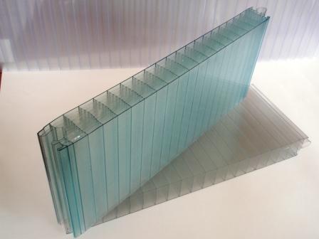 Фасадни поликарбонатни панели